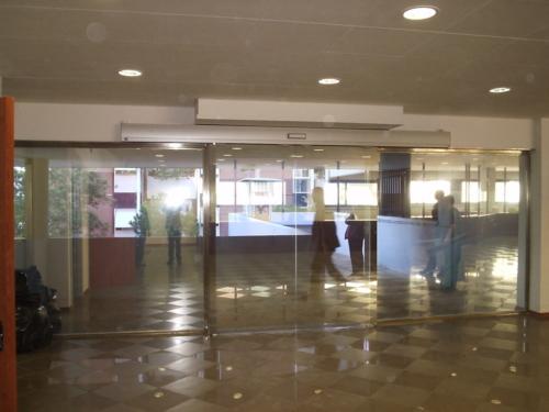 Progettazione dei particolari costruttivi e arredi - le vetrate