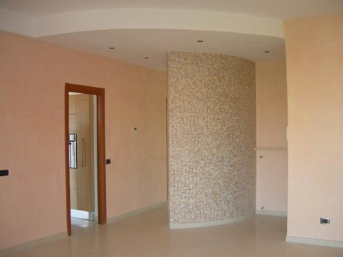Ristrutturazione Appartamento Da Ceri - Roma - Ingresso e accesso cucina