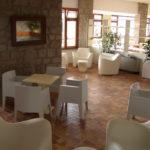 Ristrutturazione del Hotel Arenella di Isola del Giglio - Grosseto - Hall dell'albergo