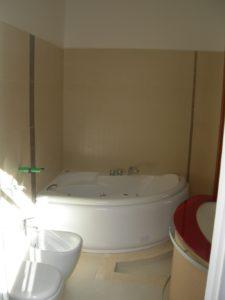 Ristrutturazione Appartamento Da Ceri - Roma - Particolare vasca bagno