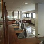 Ristrutturazione Uffici Municipio Comune di Roma - Particolare postazioni di lavoro dipendenti