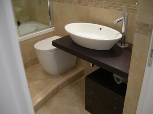 Dettaglio lavabo bagno