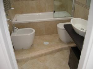 Ristrutturazione edilizia Ristrutturazione Appartamento Galazia a Roma - Dettaglio bagno
