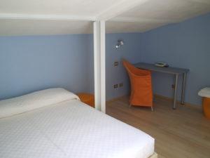 Ristrutturazione Hotel Arenella di Isola del Giglio - Grosseto - particolare camera mansarda C