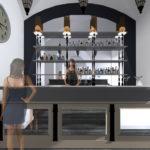 Ristorante DaDa Roma - Rendering bar B