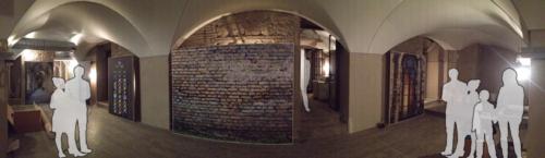 Architetto Roma Alessio Virgili - Interno ristorante DADA