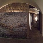 Architetto Roma Alessio Virgili - Sala interna ristorante DADA