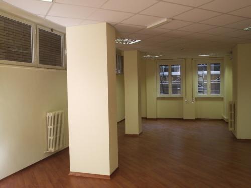 Recupero di spazi dismessi - open space