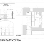 Ristorante DaDa Roma - particolare pasticceria