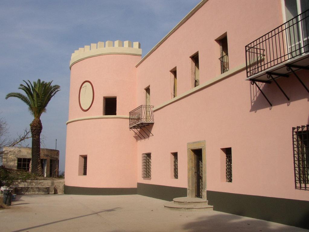 Restauro carcere Isola di S. Stefano