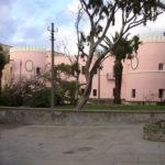 Restauro del'ex Carcere dell'isola di S. Stefano - Ventotene - prospetto principale B