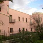 Restauro immobili - ex Carcere dell'isola di S. Stefano - Ventotene - prospetto principale A