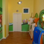 Progetto Spazio Be.bi. Il Passaggio Segreto - Spazio Accoglienza bambini