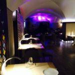 Progetto Ristorante DaDa Roma - Particolare della sala ristorante G