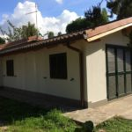 Ampliamento Piano Casa Villa Casal Palocco - Esterno angolare