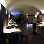 Ristorante DaDa Roma - Particolare della sala ristorante F
