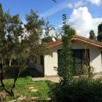 Esterno frontale ampliamento casa Casal Palocco