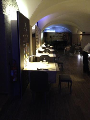 Progetto Ristorante DaDa Roma - Particolare della Sala ristorante E