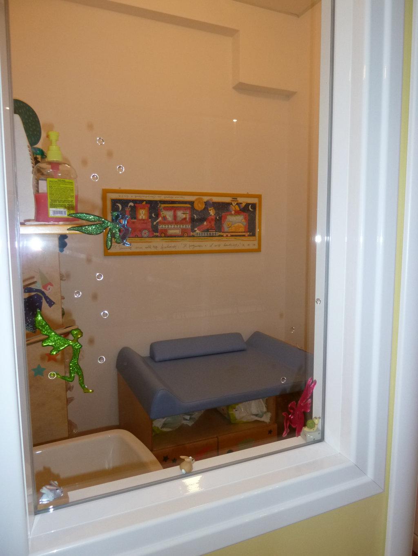Progetto Spazio Be.bi. Il Passaggio Segreto - Stanza dell'igiene bambini