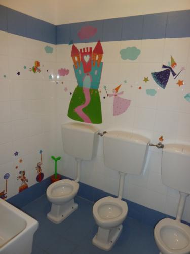 Progetto Spazio Be.bi. Il Passaggio Segreto - Bagno bambini A