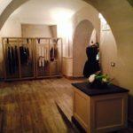 Progetto Ristorante DaDa Roma - Particolare dell'area shop B