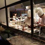Ristorante DaDa Roma - Particolare dell'area show cooking A