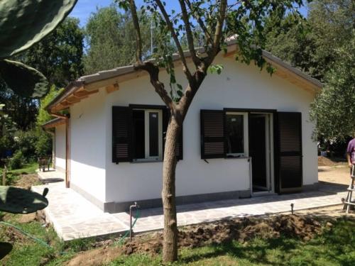 Ampliamento Piano Casa Villa Casal Palocco - Esterno