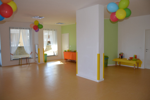 Spazio Be.bi. - Ullallà - Roma - Spazio Attività Bambini D