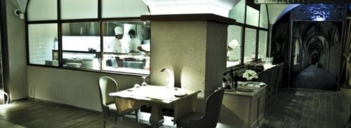 Progetto Ristorante DaDa Roma - Particolare della sala ristorante B