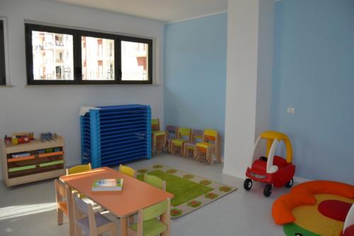 Spazio Be.bi. - Ullallà - Roma - Spazio Polivalete Attività/Sonno Bambini A