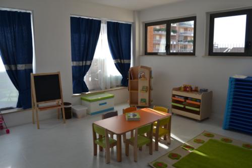 Spazio Be.bi. - Ullallà - Roma - Spazio Attività Bambini A