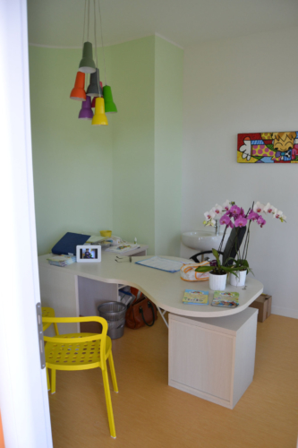Spazio Be.bi. - Ullallà - Roma - Ufficio Funzionario Educativo e Pediatra B