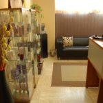 Progetto Centro Benessere Allestimento vetrine per Vendita prodotti