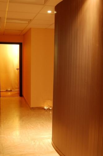 Progetto Centro Benessere Aura - Roma - Corridoio distributivo B