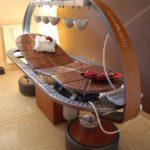 Centro Benessere Aura - Roma - Stanza Massaggi Aquaspa Gold B