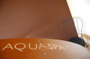 Progetto Centro Benessere Aura - Roma - Stanza Massaggi Aquaspa Gold A