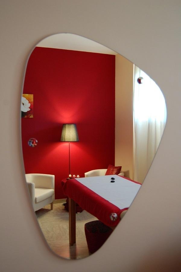 Progetto Centro Benessere Aura - Roma - Stanza Massaggi Fuoco A