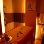 Progetto Centro Benessere Aura - Roma - Stanza Massaggi Shirò C