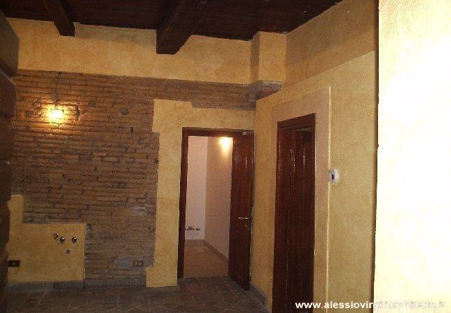 Architetto roma alessio virgili restauro appartamento a piazza farnese a roma - Restauro immobili ...