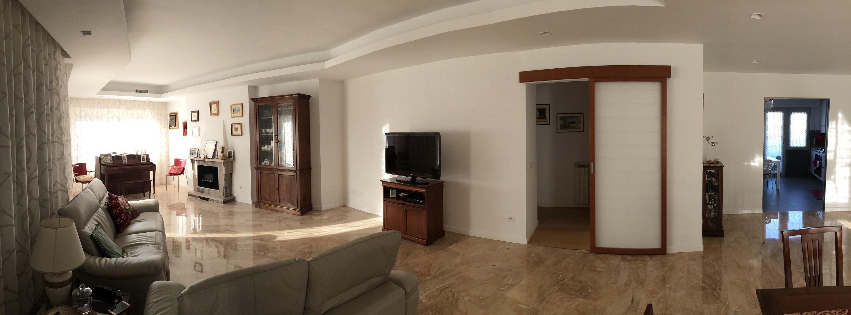 Architetto roma alessio virgili restaurare un for Un aiuola dell appartamento