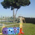 Progetto - Spazio Esterno Asilo Nido Le Coccinelle 01