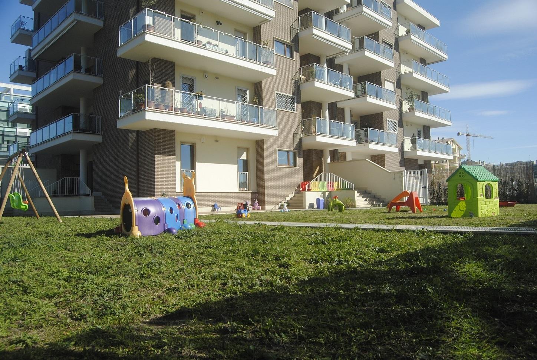 Ristrutturazione Asilo nido - Progetto - Spazio Esterno Asilo Nido Le Coccinelle 02