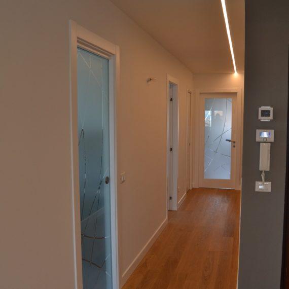 Ristrutturazione di un attico corridoio_053_Architetto_Alessio_Virgili