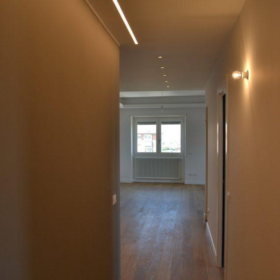 Ristrutturazione di un attico corridoio_0965_Architetto_Alessio_Virgili