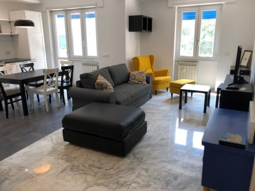 Ristrutturazione Appartamento - soggiorno