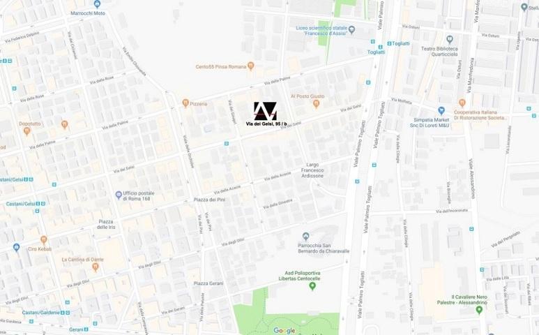 Studio 95 - Alessio Virgili Architetto - Roma