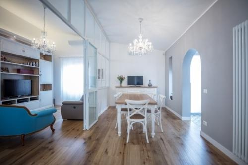 ristrutturazione appartamento stile provenzale