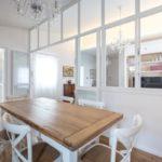 Ristrutturazione Appartamento Stile provenzale, tavolo da Pranzo in legno