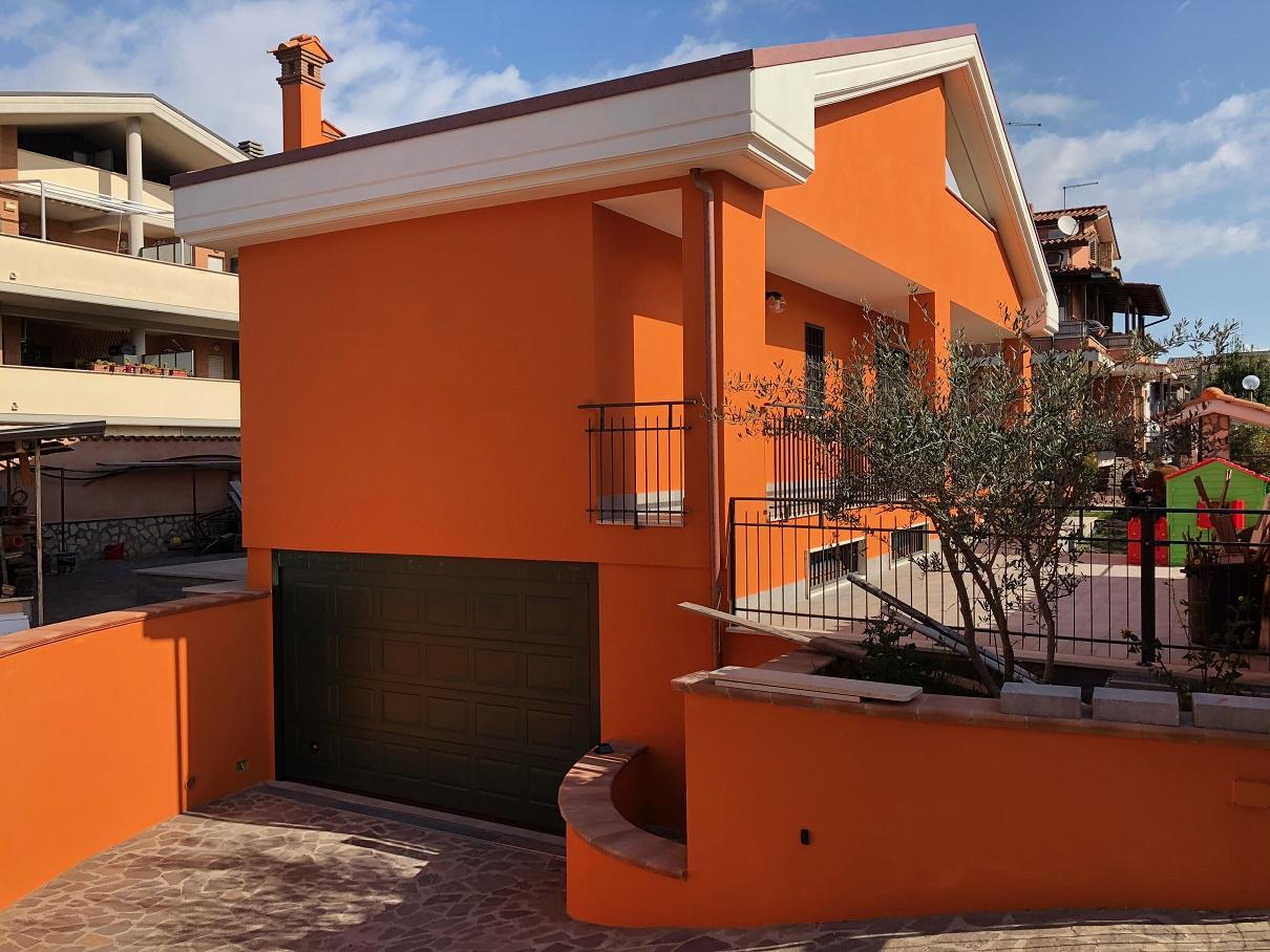 Ampliamento Villa Anagnina
