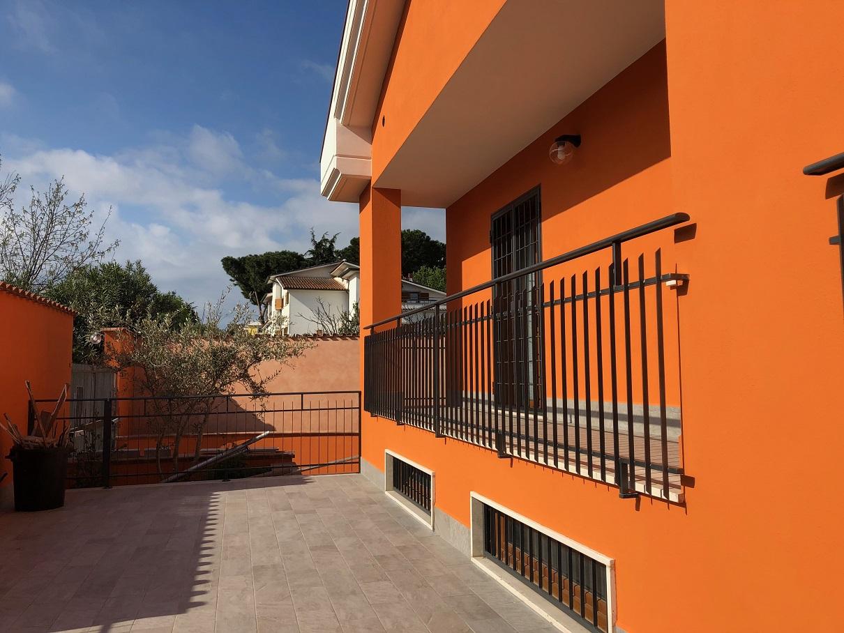 Piano Casa Ampliamento Villa Ai Castelli Romani Architetto Roma